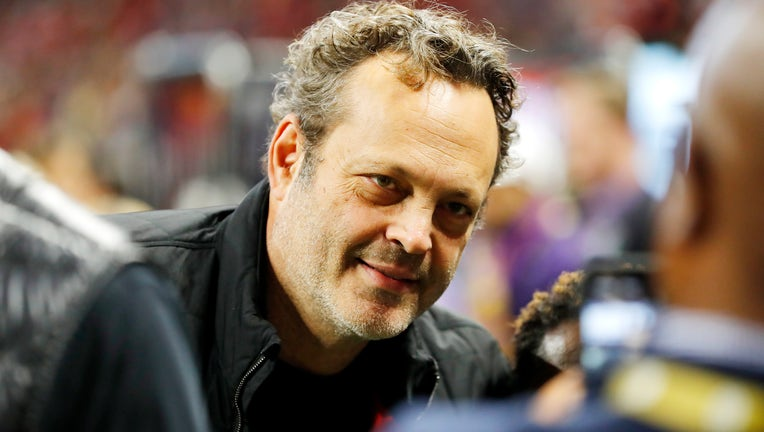 ATLANTA, GEORGIA - DECEMBER 07: Actor Vince Vaughn attends the SEC Championship game between the LSU Tigers and the Georgia Bulldogs at Mercedes-Benz Stadium on December 07, 2019 in Atlanta, Georgia. (Photo by Kevin C. Cox/Getty Images)