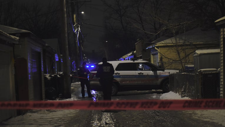 Two people shot in Humboldt Park in Chicago gun violence