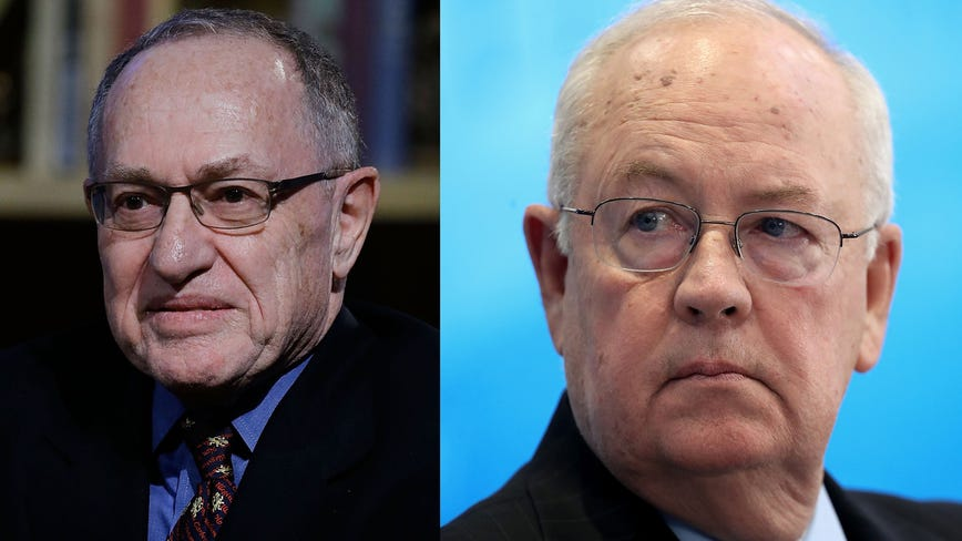 AP source: Trump impeachment legal team to include Dershowitz, Starr