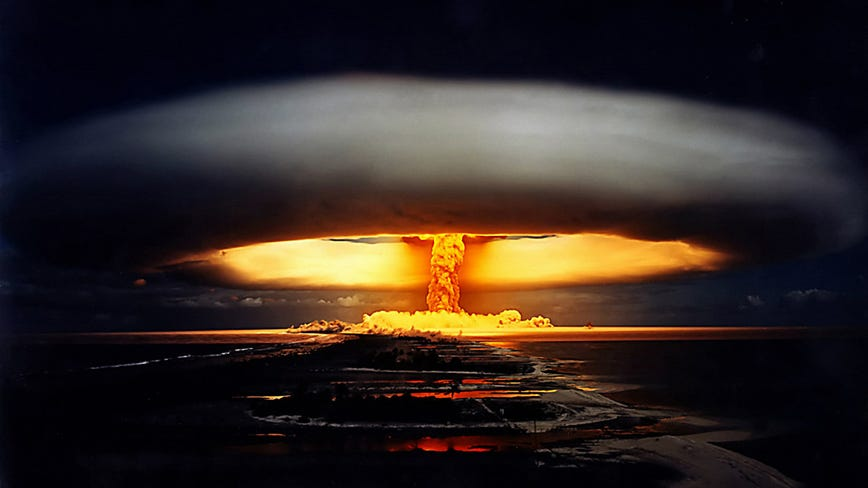 Doomsday Clock moves to 100 seconds to midnight -- closest point to nuclear annihilation since Cold War