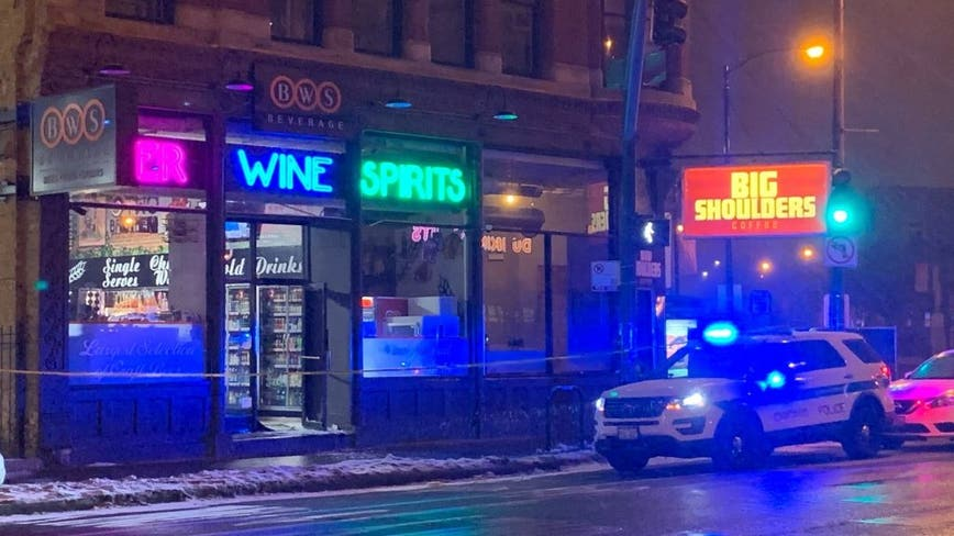 ATM stolen from River West liquor store