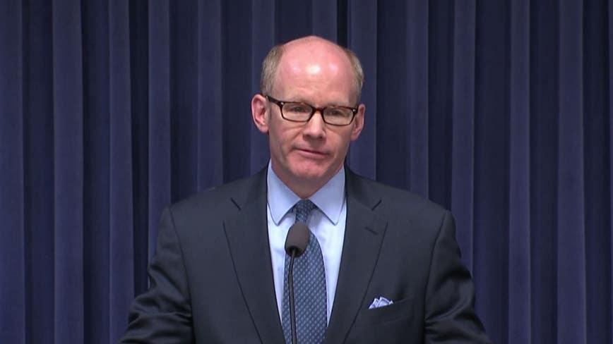 Illinois State Senate chooses Democrat Don Harmon as new president