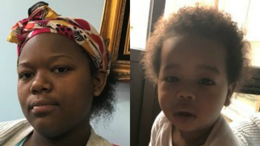 Police searching for missing mom and baby who are believed to be in danger
