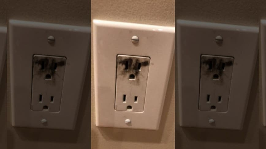 'Outlet challenge' prompts safety warnings from fire investigators