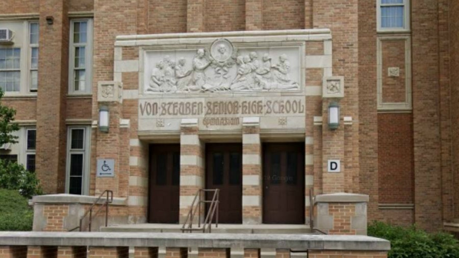 Von Steuben employee removed after an allegation of inappropriate contact with students