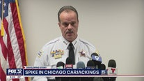 Police deploy task force to combat carjackings in Chicago