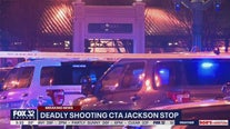 Man killed, 2 wounded in shooting at Jackson CTA station: police