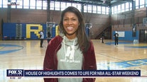 House of Highlights comes to life for NBA All-Star weekend