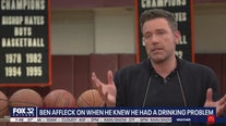 Ben Affleck talks about playing an alcoholic in new film 'The Way Back'