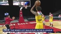 Windy City Bulls jersey auction gives back to local schools