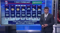 Chicagoland 6 p.m. weather: Feb. 26, 2020