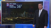 Early morning forecast for Chicagoland on Feb. 17th