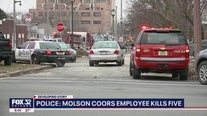 Gunman kills 5 in mass shooting at Molson Coors Brewing Co. in Milwaukee