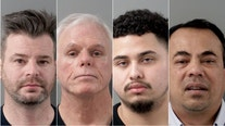 4 men arrested in McHenry County sex trafficking sting