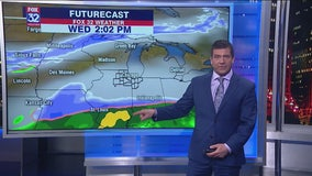 Chicagoland 6 p.m. weather: Feb. 10, 2020