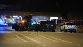2 Chicago cops among 5 injured in Grand Crossing crash