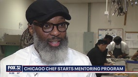 Chicago chef cooks up mentoring program to help others