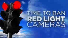 Dennis Welsh Editorial: Ban Red Light Cameras