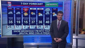 Chicagoland 6 p.m. weather: Feb. 11, 2020