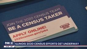 Critical Illinois 2020 census efforts underway