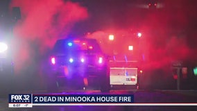 Boy, 5, and woman die in Minooka house fire