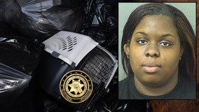 Police: Florida woman starved dogs to death, tossed their bodies in dumpster