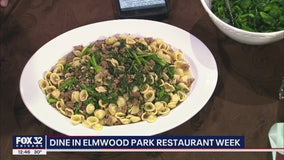 Indulge in the best grub the west suburbs has to offer at Dine in Elmwood Park Restaurant Week