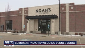 Suburban couple reeling after wedding venue shockingly closes