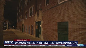 Woman fatally shot in attempted home invasion in Ravenswood Manor