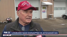 Father of Lombard man kidnapped in Afghanistan by Taliban-linked terror group speaks out