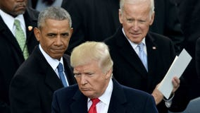 Obama calls on TV stations to stop airing 'despicable' ad attacking Biden