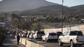 Officials: 3 die in California after illegally crossing border