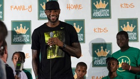 193 LeBron James foundation students offered free tuition at Kent State University for 4 years