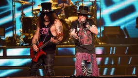 Guns N' Roses to perform at Wrigley Field this summer