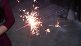 Attempt to break sparkler world record fails on technicality: not everyone lit their own sparkler