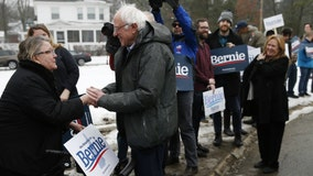 Sanders wins New Hampshire Democratic primary, Fox News projects
