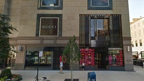 Gucci store robbed on Mag Mile, continuing string of high-end retail crime