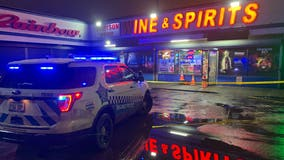 Man shot, critically wounded by security guard at Garfield Park liquor store
