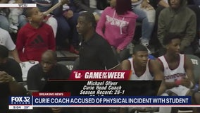 Curie High School basketball coach accused of 'physical altercation' with student