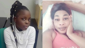Girl, 9, and mother missing from Hyde Park found safe