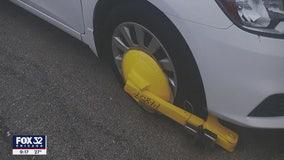 Chicago parking enforcement kicks back into gear