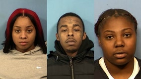 3 accused of stealing nearly $10,000 from two suburban stores
