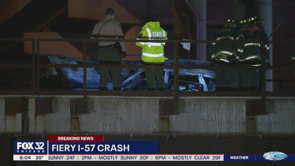 Person killed in I-57 crash in Calumet Park
