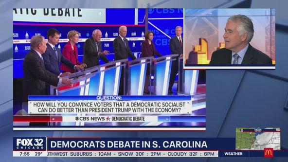Takeaways from the South Carolina Democratic debate