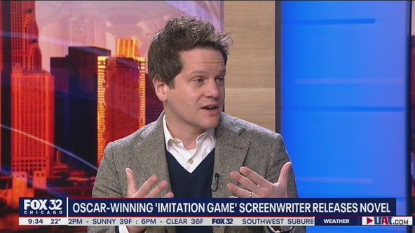 Oscar-winning screenwriter Graham Moore talks about his new novel 'The Holdout'