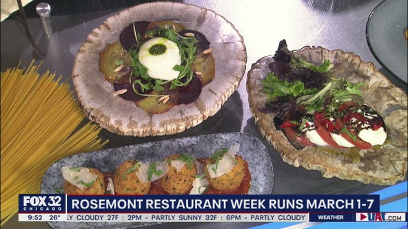 Eclectic, delicious offerings abound at Rosemont Restaurant Week