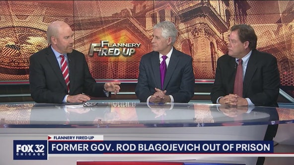 Flannery Fired Up: Blagojevich maintains innocence following Trump commutation