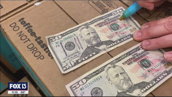 Girls take $650 hit after scammers use counterfeit cash to buy cookies