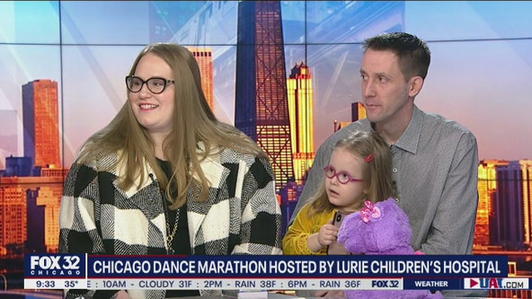 Party all day for a good cause at the 11th annual Chicago Dance Marathon