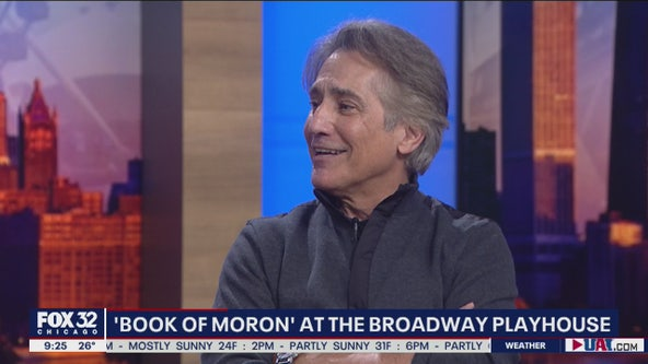 Robert Dubac's 'Book of Moron' now playing at Broadway Playhouse